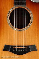2010 Taylor Guitar Custom GA Adirondack/Figured Koa Image 11