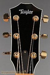 2010 Taylor Guitar Custom GA Adirondack/Figured Koa Image 13