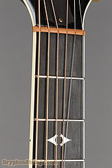 2010 Taylor Guitar Custom GA Adirondack/Figured Koa Image 16