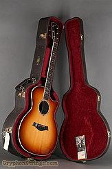 2010 Taylor Guitar Custom GA Adirondack/Figured Koa Image 19