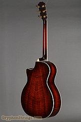 2010 Taylor Guitar Custom GA Adirondack/Figured Koa Image 4