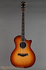 2010 Taylor Guitar Custom GA Adirondack/Figured Koa Image 9