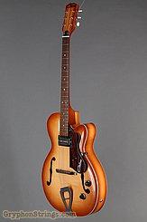c. 1967 Contessa Guitar HG-11 Image 8