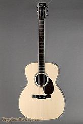 Santa Cruz Guitar OM Grand, Custom German Spruce NEW