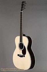 Santa Cruz Guitar OM Grand, Custom German Spruce NEW Image 8