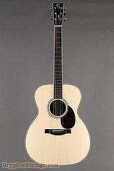 Santa Cruz Guitar OM Grand, Custom German Spruce NEW Image 9