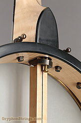 "Pisgah Banjo Pisgah Laydie 12"" Maple Rim, Aged Brass Hardware NEW Image 12"