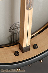 "Pisgah Banjo Pisgah Laydie 12"" Maple Rim, Aged Brass Hardware NEW Image 13"