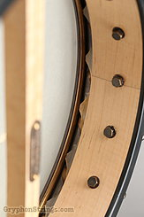 "Pisgah Banjo Pisgah Laydie 12"" Maple Rim, Aged Brass Hardware NEW Image 14"