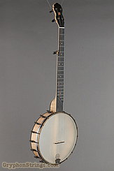 "Pisgah Banjo Pisgah Laydie 12"" Maple Rim, Aged Brass Hardware NEW Image 2"