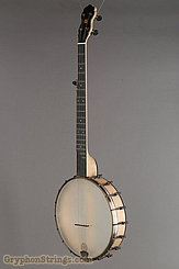 "Pisgah Banjo Pisgah Laydie 12"" Maple Rim, Aged Brass Hardware NEW Image 8"