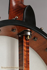 "Pisgah Banjo Pisgah Wonder 12"", Curly Maple, Short Scale NEW Image 12"