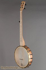 "Pisgah Banjo Appalachian 12"" Cherry, Aged Brass Hardware NEW Image 8"