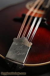 1929 Gibson Mandolin F-2 sunburst Image 21