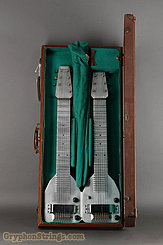 c. 1950 Trotmore Guitar Double Neck Image 13