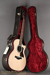 Taylor Guitar 814ce, V-Class NEW Image 16