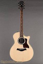 Taylor Guitar 814ce, V-Class NEW Image 9