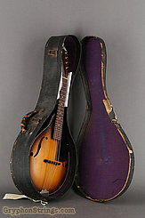 c. 1940 Stradolin Mandolin P344 A-Style w/ F-Holes Image 10