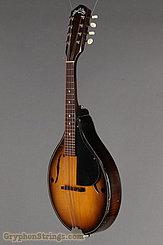 c. 1940 Stradolin Mandolin P344 A-Style w/ F-Holes Image 6