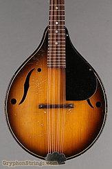 c. 1940 Stradolin Mandolin P344 A-Style w/ F-Holes Image 7