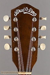 c. 1940 Stradolin Mandolin P344 A-Style w/ F-Holes Image 8