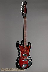 c. 1966 Teisco Guitar Kingston Image 2
