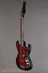 c. 1966 Teisco Guitar Kingston Image 6