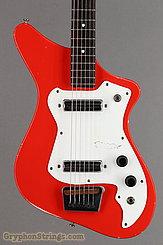c. 1969 Alamo Guitar Fiesta 2586R  Image 10