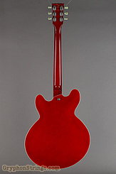 Vintage Guitar VSA500 Reissued Semi-Acoustic Cherry Red NEW Image 4