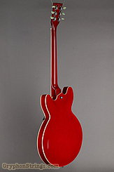 Vintage Guitar VSA500 Reissued Semi-Acoustic Cherry Red NEW Image 5