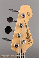 Vintage Bass VJ74BLK Reissued Boulevard Black NEW Image 9