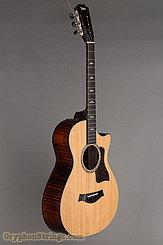2017 Taylor Guitar 612ce 12-Fret Image 2