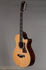 2017 Taylor Guitar 612ce 12-Fret Image 6