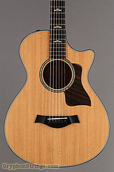 2017 Taylor Guitar 612ce 12-Fret Image 8
