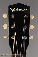 Waterloo Guitar WL-14XTR JET Black, Aged Finish NEW Image 11