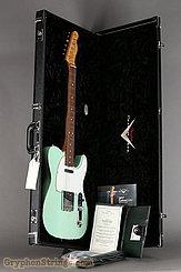 2018 Fender Guitar 60's Telecaster Aged Surf Green (2018 NAMM Limited) Image 16