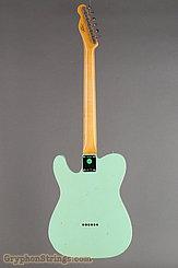 2018 Fender Guitar 60's Telecaster Aged Surf Green (2018 NAMM Limited) Image 4