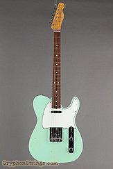 2018 Fender Guitar 60's Telecaster Aged Surf Green (2018 NAMM Limited) Image 7