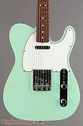 2018 Fender Guitar 60's Telecaster Aged Surf Green (2018 NAMM Limited) Image 8