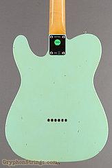 2018 Fender Guitar 60's Telecaster Aged Surf Green (2018 NAMM Limited) Image 9