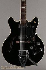 2017 Guild Guitar SF-V Black w/ Guild Vibrato Image 8