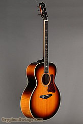 1998 Collings Guitar SJ Maple full sunburst Image 2
