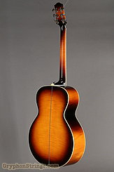1998 Collings Guitar SJ Maple full sunburst Image 3