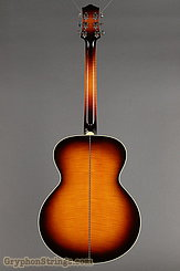1998 Collings Guitar SJ Maple full sunburst Image 4