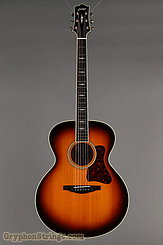 1998 Collings Guitar SJ Maple full sunburst Image 7