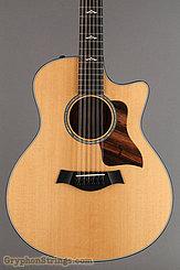 2015 Taylor Guitar 656ce  Image 8