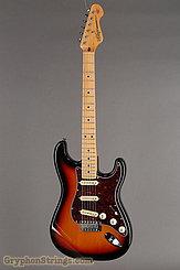 Vintage Guitar V6MSSB Reissued Sunset Sunburst NEW