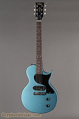 Vintage Guitar V120 Reissued Gun Hill Blue NEW