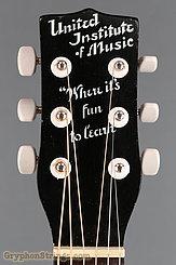 C. 1937 United Institute of Music Guitar Student Model Acoustic Lap Steel Image 12