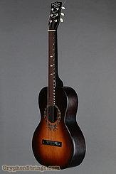 C. 1937 United Institute of Music Guitar Student Model Acoustic Lap Steel Image 8